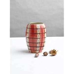 Künstlerische Vase
