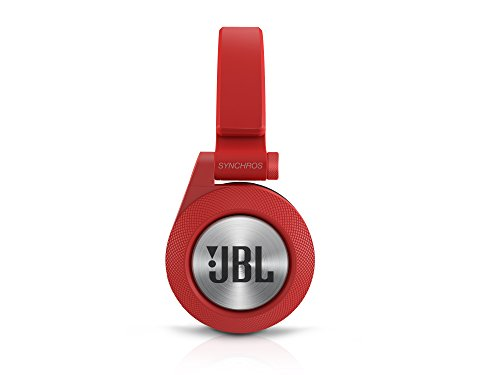 JBL BT Wireless Bluetooth On-Ear Stereo-Kopfhörer (aufladbar mit Superweichem Ohrpolster, geeignet für Apple iOS/Android Geräten) rot - 5