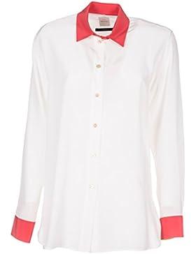 Paul Smith Camicia Donna PSXS004B041W Seta Bianco