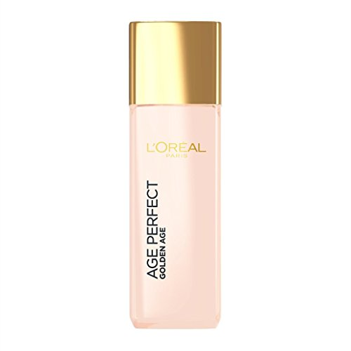 L'Oréal Paris Age Perfect Golden Age Lotion Eclat, Lissage & Hydratant Visage 125 ml