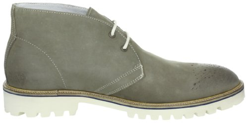 Marc Shoes 1.208.02-01/127-Ben, Bottes homme Gris-TR-C3-276