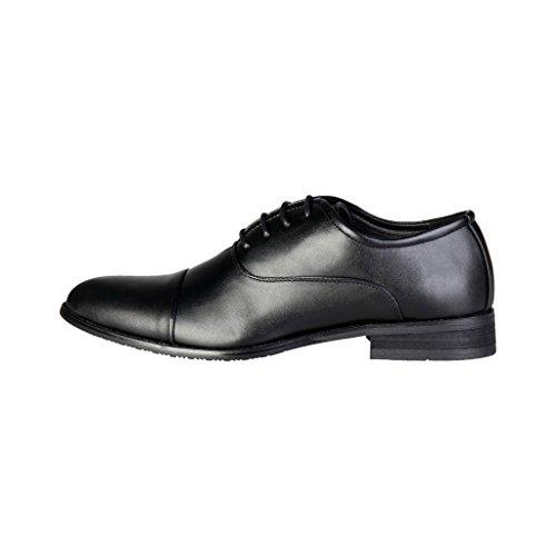Chaussures à lacetsHomme Noir