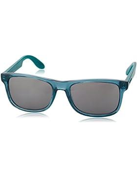 Carrera Junior Carrerino 17 JI TTF, Gafas de Sol Unisex-Niño, Turquesa (Teal/Grey Silver Fl), 49