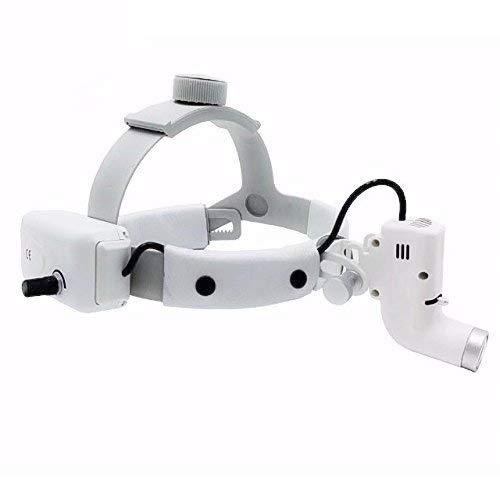 Mike Dental chirurgische scheinwerfer medizinische bündchen lampe gute lichtflecke ent 5w dy-006 (weiß) -