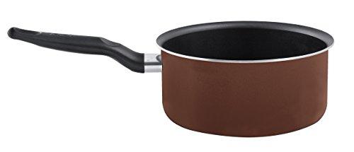 Tefal B3002702Extra Brownie–Cazo de Aluminio, Aluminio, Color marrón, 18 cm