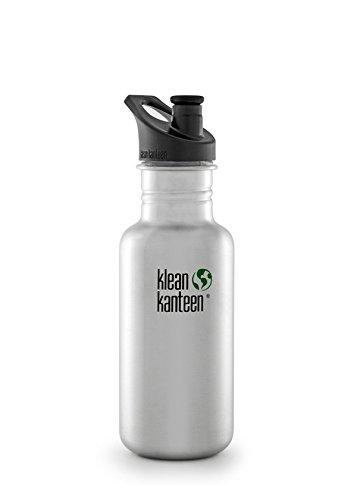 klean-kanteen-bouteille-en-acier-inoxydable-avec-bouchon-sport-classique-argent-532-ml