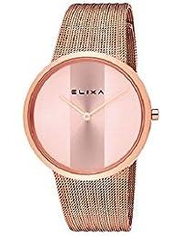 3f869df98de3 Amazon.es  Dorado - Relojes de pulsera   Mujer  Relojes