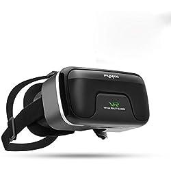 """VR Casque de Réalité Virtuelle, FIYAPOO Lunettes 3D Jeux Vidéo Lunettes pour 4.0""""- 6.0"""" iPhone Samsung Moto Android Smartphones 3D Films et Jeux"""