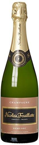 Champagne Nicolas Feuillatte Demi-Sec (1 x 0.75 l)