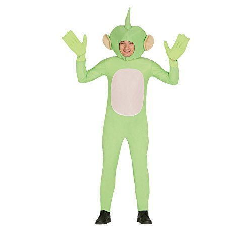 Disfraz de Alien Cómico para adulto