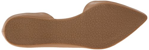 Steve Madden Elusion Cuir Chaussure Plate Natural