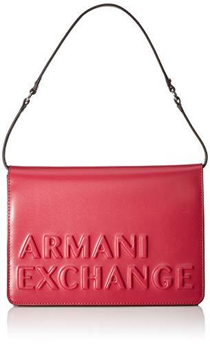 Armani Exchange Shoulder Bag With Clutch, Sacs portés...