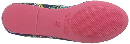Desigual 61bt1a, Ballerines Fille Rose (3022)