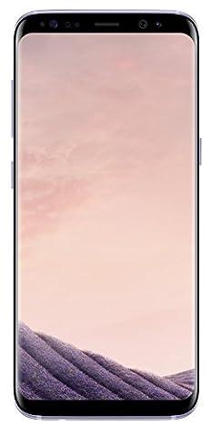 Samsung S8 64GB SIM-Free Smartphone - Orchid Grey (SM-G950F)