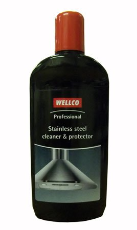 Wellco Professional Stainless Steel Cleaner & Protector 250ml