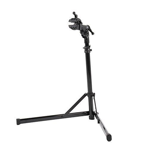 "Fahrrad Montageständer eBike Contec ""Rock Steady"", Traglast: ca. 30 kg, Klemme 360° rotierbar, (H/B/T) ca. 100x104x82 cm (Aufgebaut)"