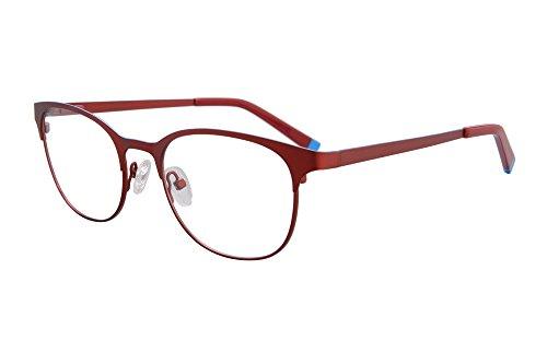Preisvergleich Produktbild SHINU Anti Blue Ray Anti-Ermudungslinse angepasst Rezept Myopie Brille fur Frauen / Manner Metall Frame-9010