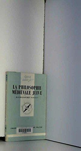 La philosophie médiévale juive
