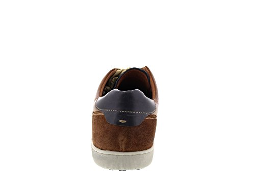 AUSTRALIAN Shoes - Sneaker CAVANI leather - tan Tan