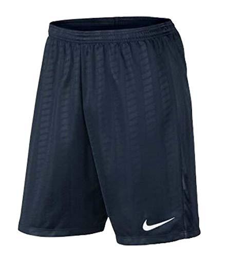 Nike M Nk Acdmy Jaq K, Pantaloncini Uomo, Obsidian/Bianco, L