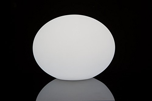 Imagilights Flat Ball LED Blanc - Lumière d'ambiance (56 Bulb (s), LED, 50000 h, 24 couleurs, blanc, 350 mm)