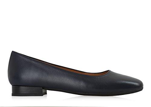 Exercices d'aérobic Villa Cabine Noir et Bleu Marine Chaussures/Chaussures col rond avec semelle intérieure rembourrée Bleu Marine