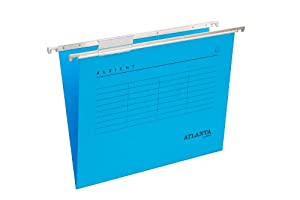 Jalema v-bottom Alzicht Foolscap Suspension file – blu