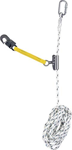Honeywell 1011700 Miller Automatic Rope Grab 12mm Anchorage 15M