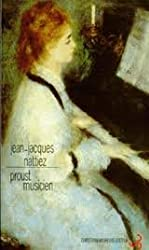 Proust musicien (Bourgois)