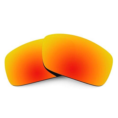 Revant Ersatzlinsen für Costa Fantail Polarisierung Elite Feuerrot MirrorShield®