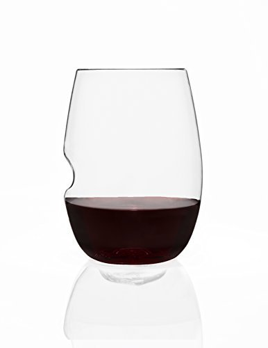 Govino Wein Glas Flexible bruchsicher recycelbar, Set 4