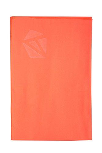 Mountain Warehouse Workout Towel Iris Marina Corallo