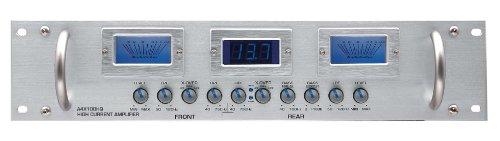 Audiobahn A4X100HQ, 4-Kanal High Current Power Amplifier, Verstärker Audiobahn Stereo