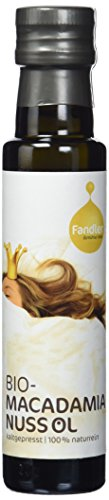 Fandler Bio-Macadamianussöl, 1er Pack (1 x 100 ml)