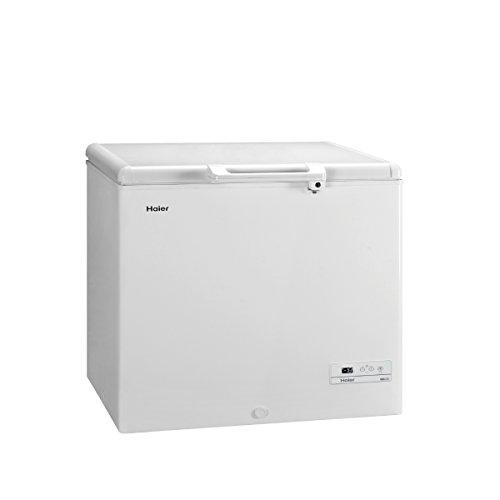 Haier HCE259R Libera installazione A pozzo 259L A+ Bianco congelatore Senza installazione