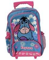 Disney Eeyore Grand Sac à Dos Trolley pour les enfants