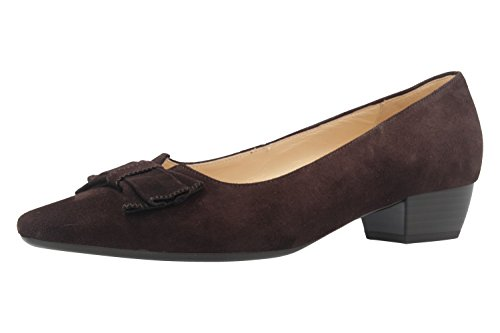 outlet store 54d2d fbb5f Para Gabor 18 65 Marrones Mujeres Zapatos 132 Las UUIHwq4 ...