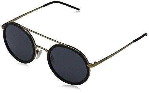 Emporio Armani Herren 0ea2041 Sonnenbrille, (Matte Pale Gold), 50