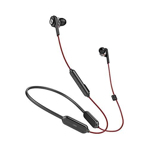 Welltobuy In-Ear Wireless Bluetooth-Kopfhörer Wasserdichtes Stereo-Dual-Dynamic-Headset Ergonomischer Comfort-Fit CSR BT4.1 Ohrhörer 1 Comfort Fit Headset