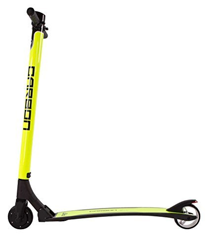SXT Carbon V2 - leichtester Escooter der Welt! Nur 7,5 kg leicht - 500 W stark 28 km/h schnell bis zu 40 km Reichweite