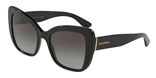 Ray-Ban Damen 0DG4348 Sonnenbrille, Schwarz (Black), 54