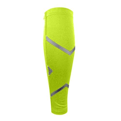 MOIKA_Bekleidung MOIKA Wadenkompressionsstrümpfe ohne Fuß, Wadenbandage, Beinstulpen, Wadenärmel für Männer und Frauen, Erholung, Sport, Linderung von Wadenschmerzen. -