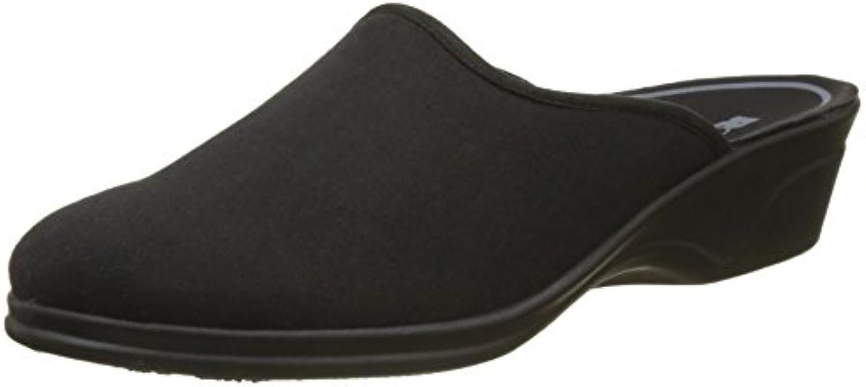 Romika Damen Remo 122 FR Pantoletten 2018 Letztes Modell  Mode Schuhe Billig Online-Verkauf