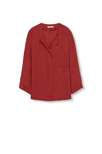 edc by Esprit Camicia Donna Rosso (Bordeaux Red)