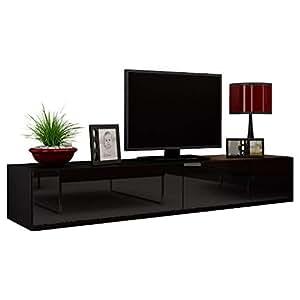 jadella tv board lowboard migo h ngeschrank wohnwand 180cm. Black Bedroom Furniture Sets. Home Design Ideas