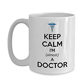 XIEXING Strong Stability Durable Christmas Medical Student Gifts Presents for Med School Kaffeebecher, Funny, Cup, Tea, Gift for Christmas, Father's Day, Xmas, Dad, Anniversary, Mother'