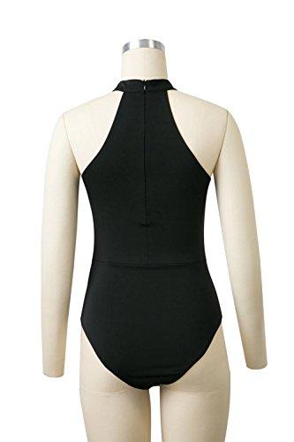 JOTHIN 2017 Printemps Nouveau Femmes de Style Européen Pantalon Siamois Croix Licou des Mode Sans Bretelles Pantalon Barboteuse Noir