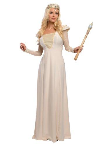 Die fantastische Welt von Oz Glinda Kostüm - X-Small (Glinda Von Oz Kostüm)