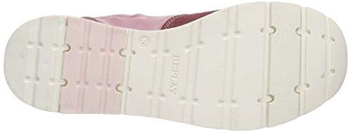 Replay Target, Baskets Basses fille Rose - Pink (PINK 44)