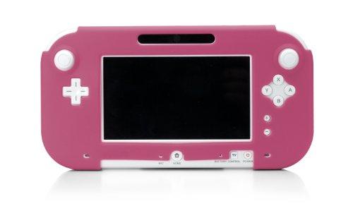 Wii U Gamepad Silikon-Jacke, Blau (Wii-jacke Blau)